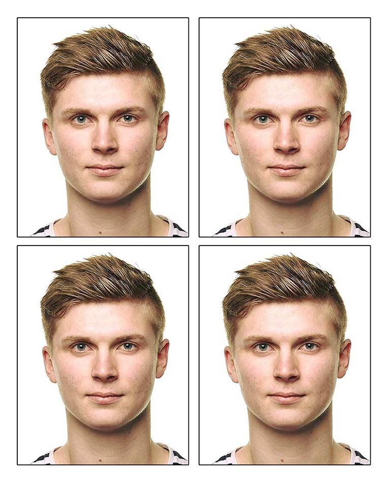 Pasfoto Aarhus